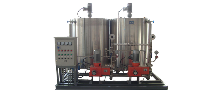 Chemical Dosing Equipment